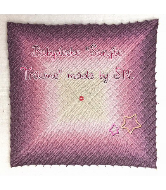 Sanfte Träume (нежные сны) - 4 нитевидные градиента пряжи - Фото 11