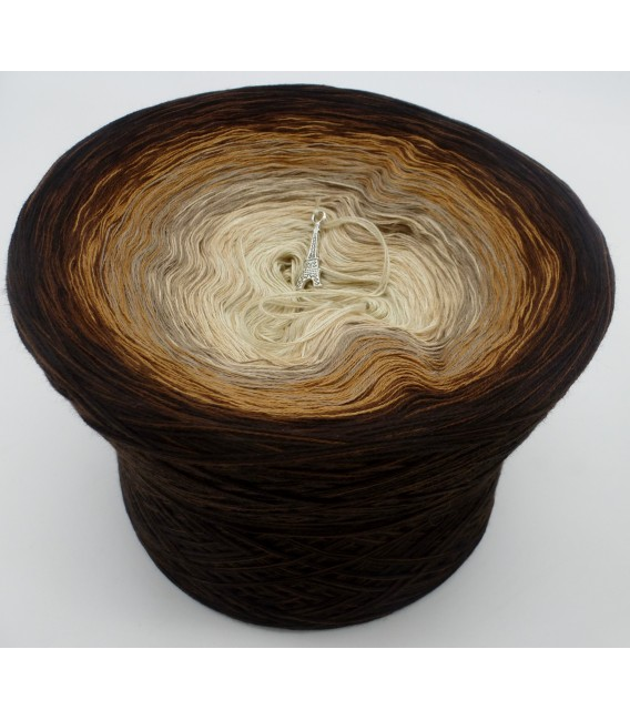 Schokotraum (rêve de chocolat) - 4 fils de gradient filamenteux - photo 2