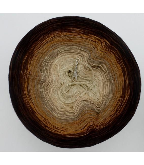 Schokotraum (rêve de chocolat) - 4 fils de gradient filamenteux - photo 3
