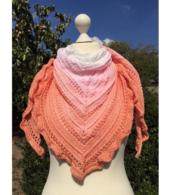 Little Darling - 4 ply gradient yarn - image 10