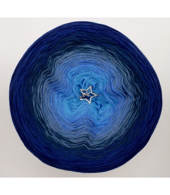 Mondstaub (лунная пыль) - 4 нитевидные градиента пряжи - Фото 3