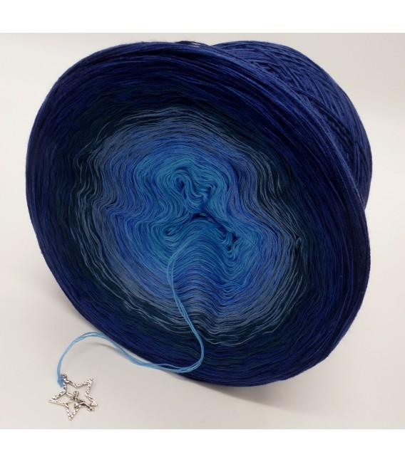 Mondstaub (лунная пыль) - 4 нитевидные градиента пряжи - Фото 5