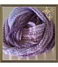 gradient yarn Magnolien - violet outside 6