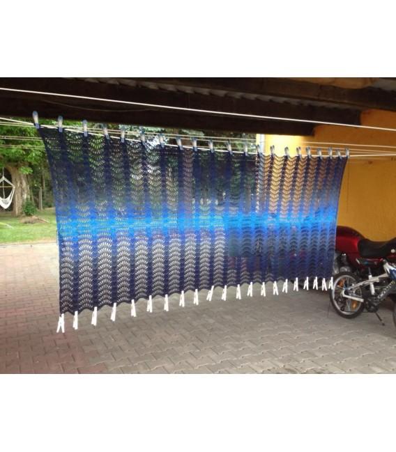 Mondstaub (moondust) - 4 ply gradient yarn - image 12