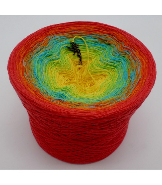 Over the Rainbow - 4 ply gradient yarn - image 2