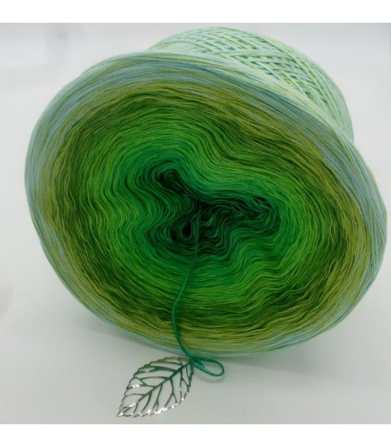 Garten der Träume (Garden of Dreams) - 4 ply gradient yarn - image 4