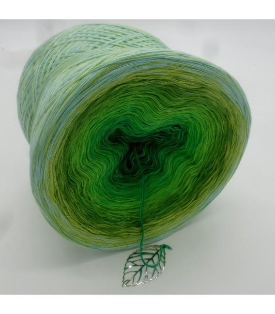 Garten der Träume (Garden of Dreams) - 4 ply gradient yarn - image 5