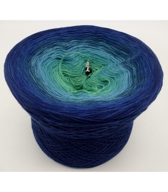 Karibische Nächte (Caribbean nights) - 4 ply gradient yarn - image 2