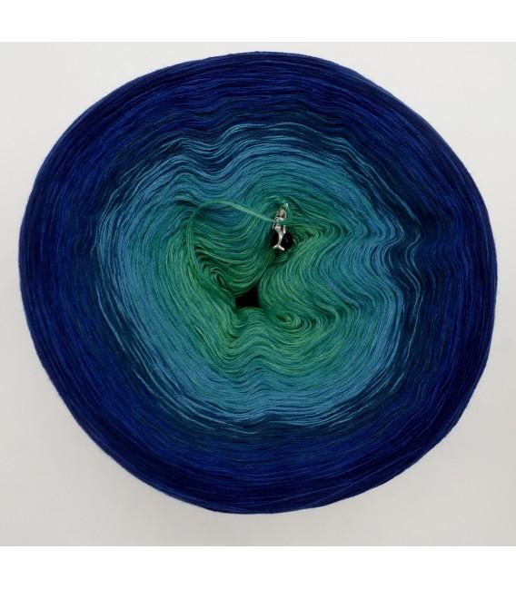 Karibische Nächte (Caribbean nights) - 4 ply gradient yarn - image 3