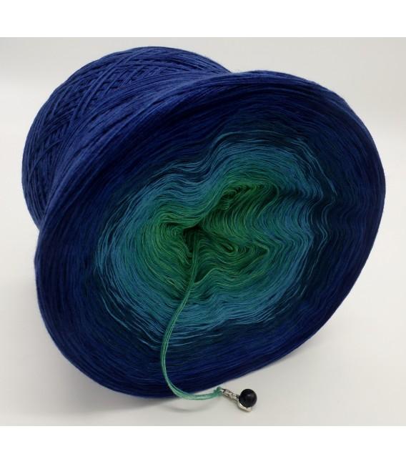 Karibische Nächte (Caribbean nights) - 4 ply gradient yarn - image 4