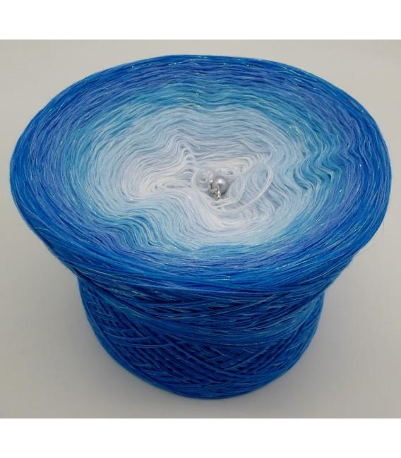 Eisprinzessin - Farbverlaufsgarn 4-fädig - Bild 2