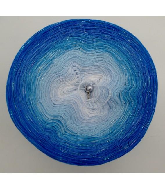 Eisprinzessin (Ice Princess) - 4 ply gradient yarn - image 3