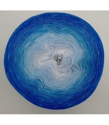 Eisprinzessin - Farbverlaufsgarn 4-fädig - Bild 3