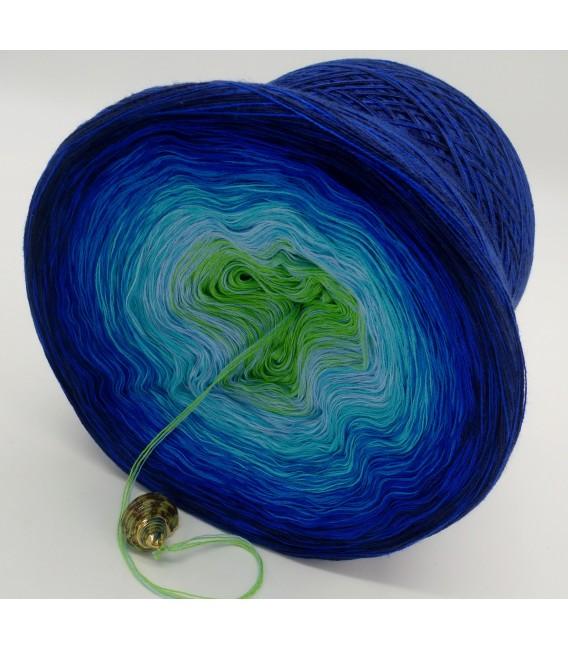 Korallenriff (Coral reef) - 4 ply gradient yarn - image 5