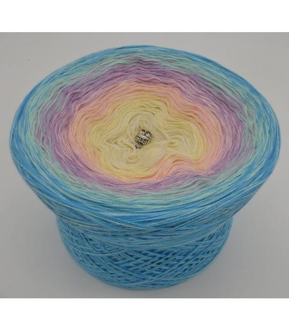 Pastellinchen (lapin pastel) - 4 fils de gradient filamenteux - photo 2