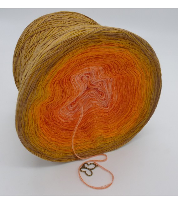 Spirit of India - 4 ply gradient yarn - image 4