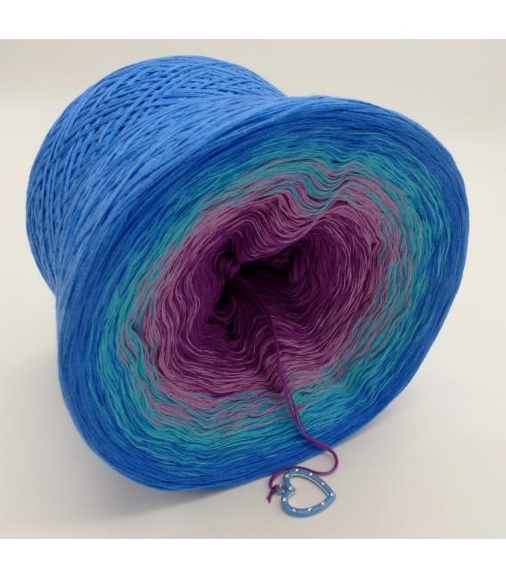 gradient yarn Visionen - Azur outside 3