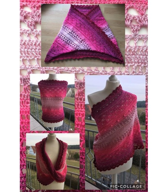 Beerencocktail (Berries Cocktail) - 4 ply gradient yarn - image 11