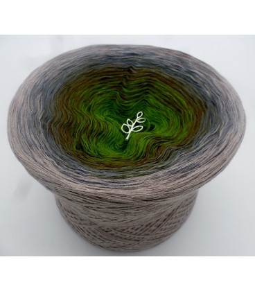 Barfuß im Moos (Pieds nus dans la mousse) - 4 fils de gradient filamenteux - photo 2