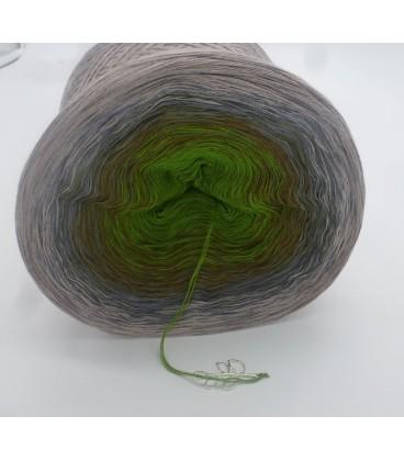 Barfuß im Moos (Pieds nus dans la mousse) - 4 fils de gradient filamenteux - photo 5