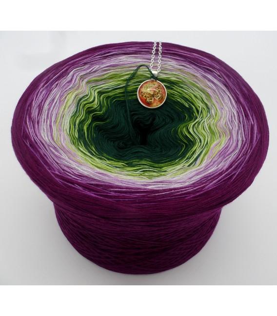 Duft der Wiesen - Farbverlaufsgarn 4-fädig - Bild 2