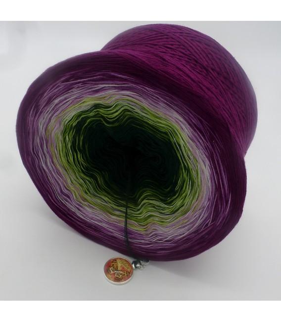 Duft der Wiesen - Farbverlaufsgarn 4-fädig - Bild 5