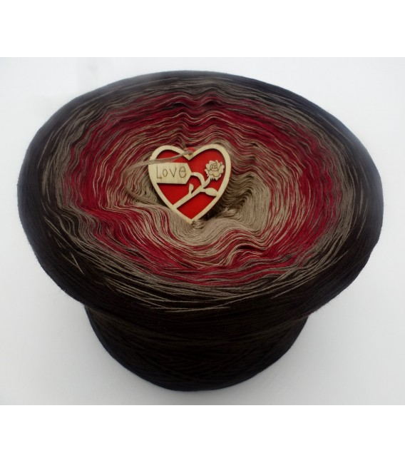 Sweet Home - 4 ply gradient yarn - image 2