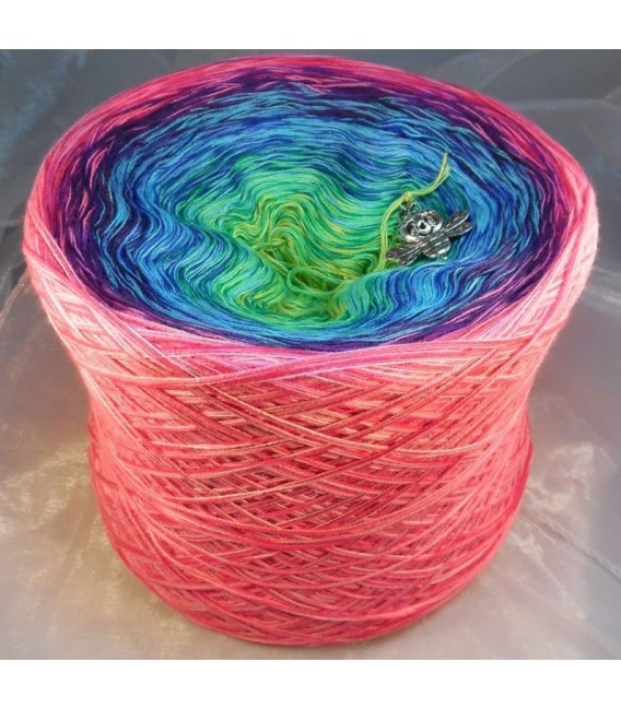 Crazy Oase 6 gradient yarn image 1