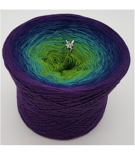 Oase der ewigen Jugend (Oasis of eternal youth) - 4 ply gradient yarn - image 1