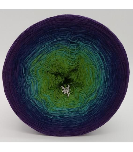 Oase der ewigen Jugend (Oasis of eternal youth) - 4 ply gradient yarn - image 2
