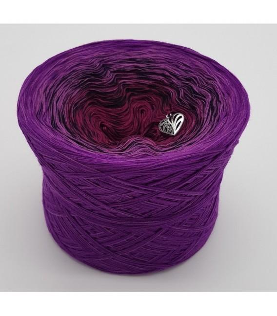 Oase der Sinnlichkeit (Oasis of sensuality) - 6 ply gradient yarn - image 1