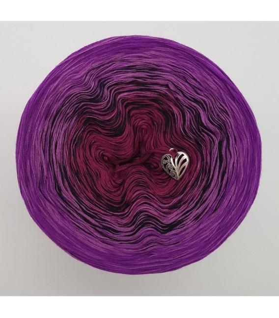 Oase der Sinnlichkeit (Oasis of sensuality) - 6 ply gradient yarn - image 2