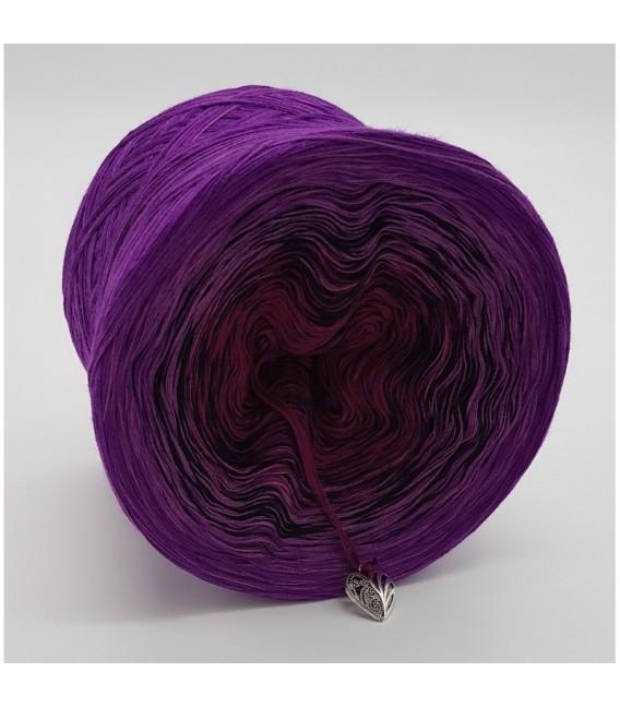 Oase der Sinnlichkeit (Oasis of sensuality) - 6 ply gradient yarn - image 3