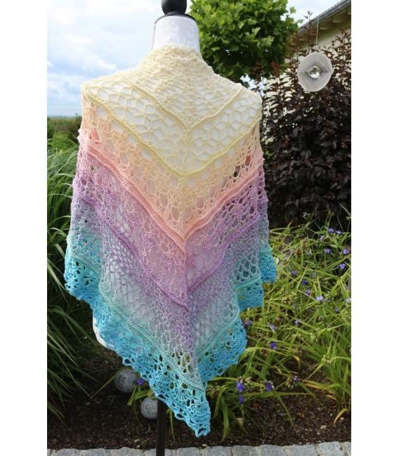 Pastellinchen (pastel rabbit) - 4 ply gradient yarn - image 10