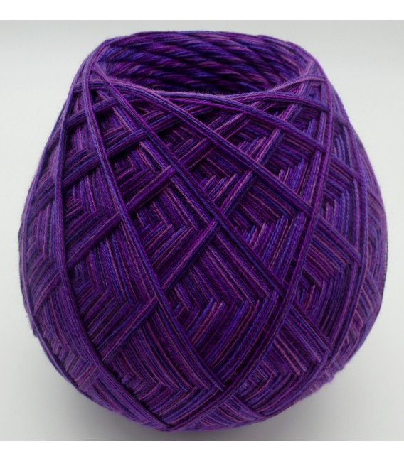 шнурок пряжа Леди Ди - Волшебное Яйцо Lavendel - Фото