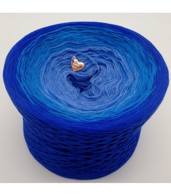 Kornblumen (bleuet) - 4 fils de gradient filamenteux - Photo 2
