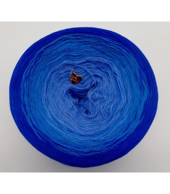 Kornblumen (Cornflowers) - 4 ply gradient yarn - image 4