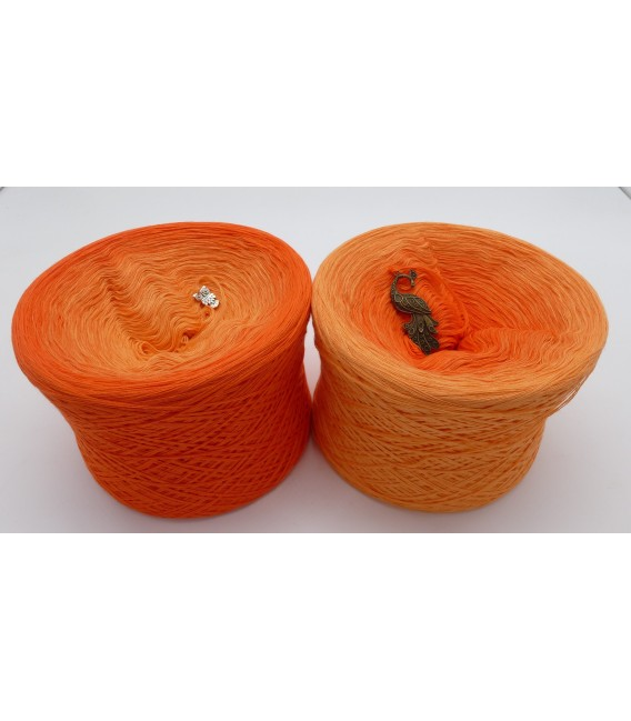 Farben der Freude (Colors of joy) - 4 ply gradient yarn - image 1