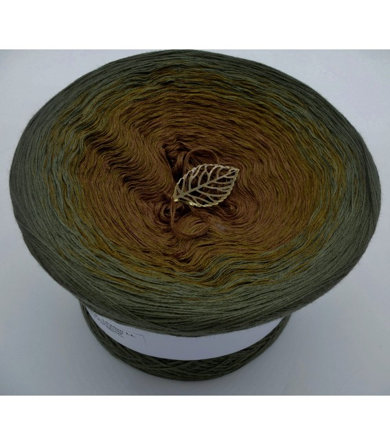Farben des Waldes (Couleurs de la forêt) - 4 fils de gradient filamenteux - photo 2