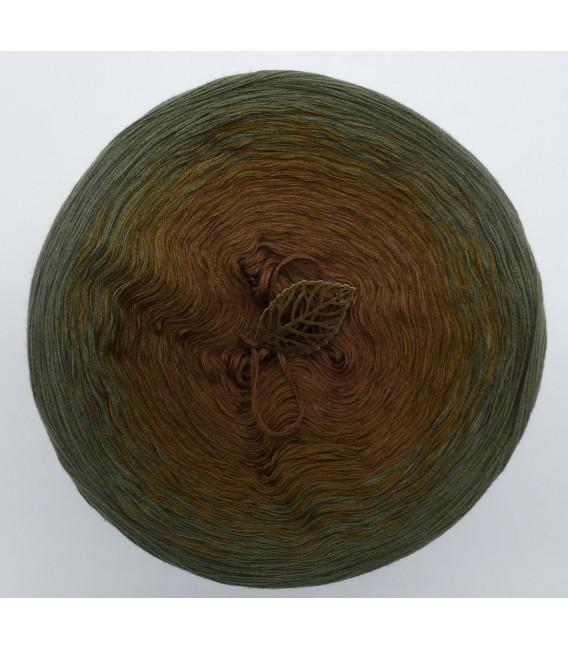Farben des Waldes (Цвета леса) - 4 нитевидные градиента пряжи - Фото 3