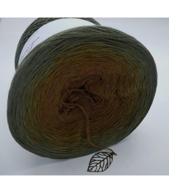 Farben des Waldes (Цвета леса) - 4 нитевидные градиента пряжи - Фото 5