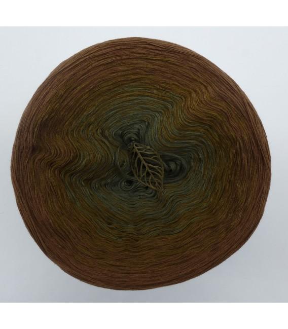 Farben des Waldes (Couleurs de la forêt) - 4 fils de gradient filamenteux - photo 7