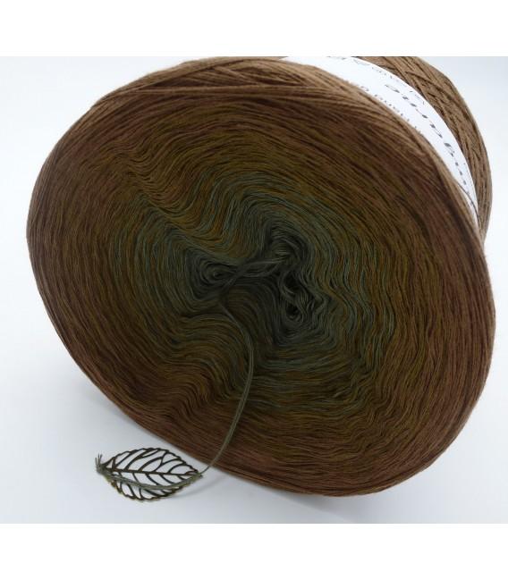Farben des Waldes (Цвета леса) - 4 нитевидные градиента пряжи - Фото 8