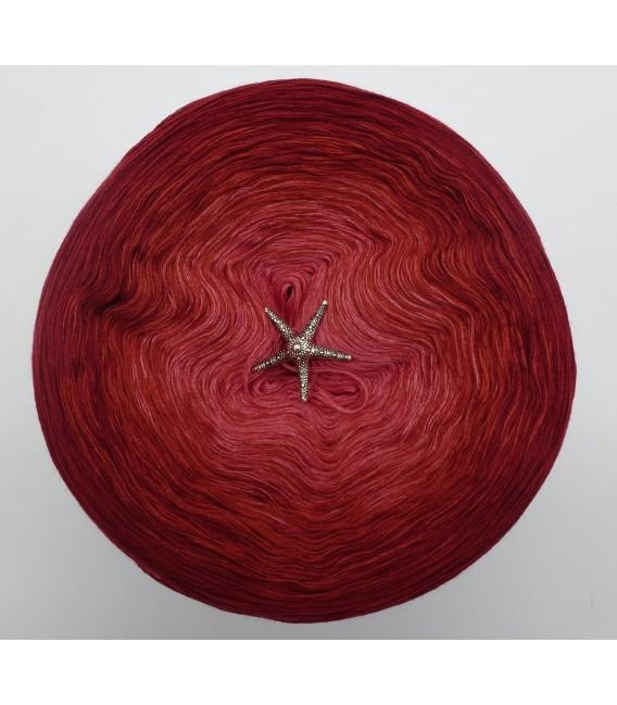 Farben der Rosen - Farbverlaufsgarn 4-fädig - Bild 3