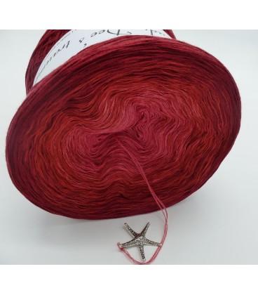 Farben der Rosen (Цвета розы) - 4 нитевидные градиента пряжи - Фото 5
