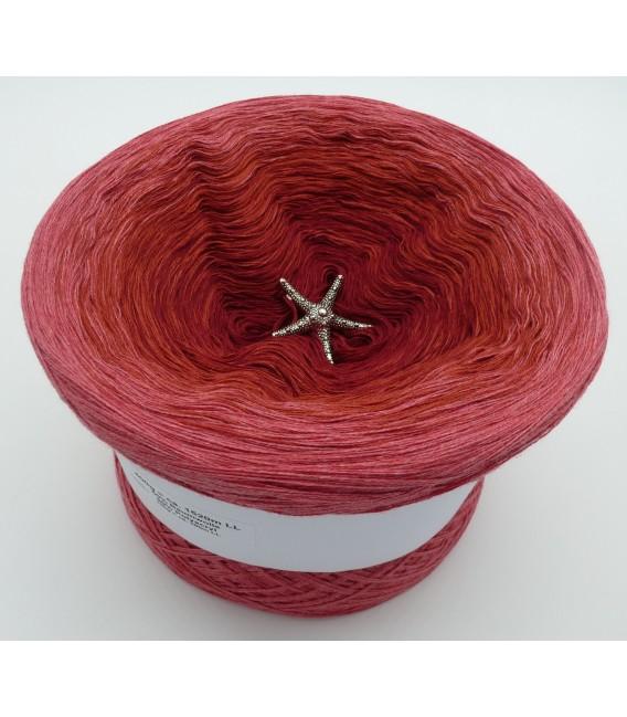 Farben der Rosen - Farbverlaufsgarn 4-fädig - Bild 6