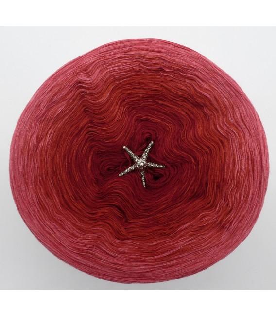 Farben der Rosen (Цвета розы) - 4 нитевидные градиента пряжи - Фото 7