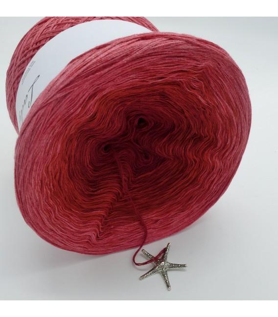 Farben der Rosen (Цвета розы) - 4 нитевидные градиента пряжи - Фото 9