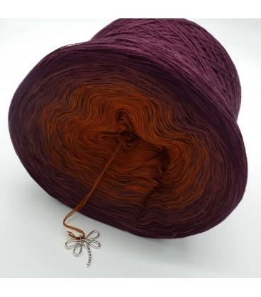 Farben des Orients (Цвета Востока) - 4 нитевидные градиента пряжи - Фото 4