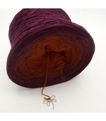 Farben des Orients (Цвета Востока) - 4 нитевидные градиента пряжи - Фото 5